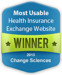 Most usable health insurance exchange: ehealth