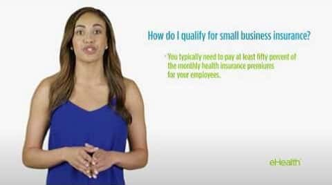 Click to watch a video of How small business insurance works